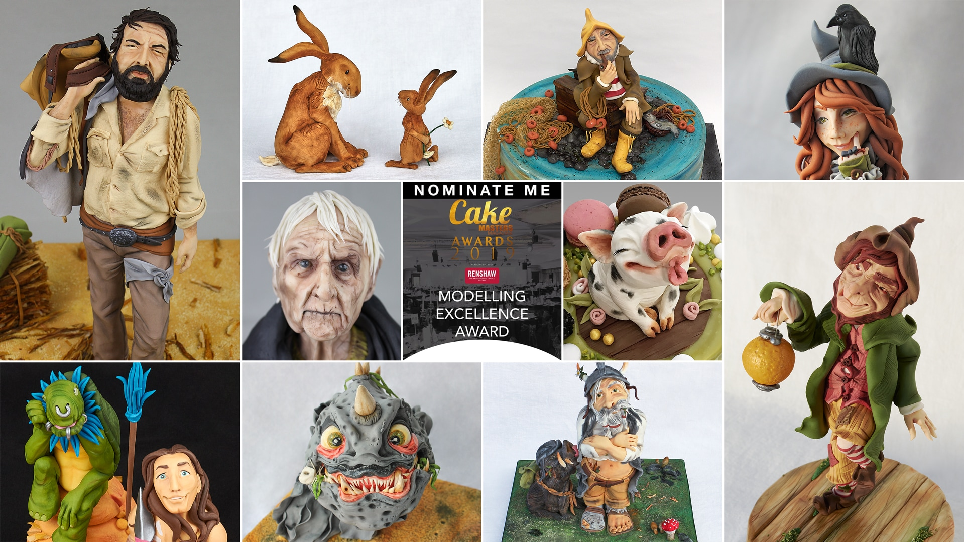 Cake Masters Awards 2019 Nominierungen
